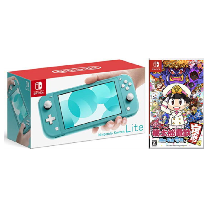 Nintendo Switch Lite+桃太郎電鉄